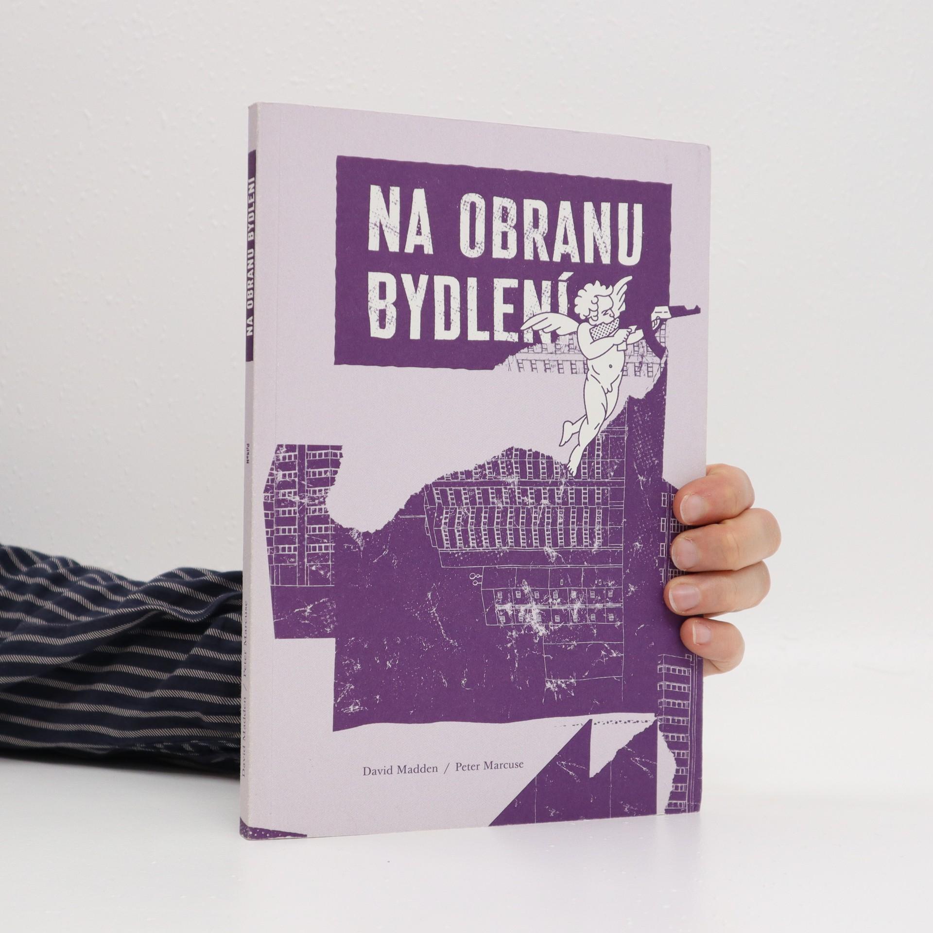 antikvární kniha Na obranu bydlení : politika krize, 2020