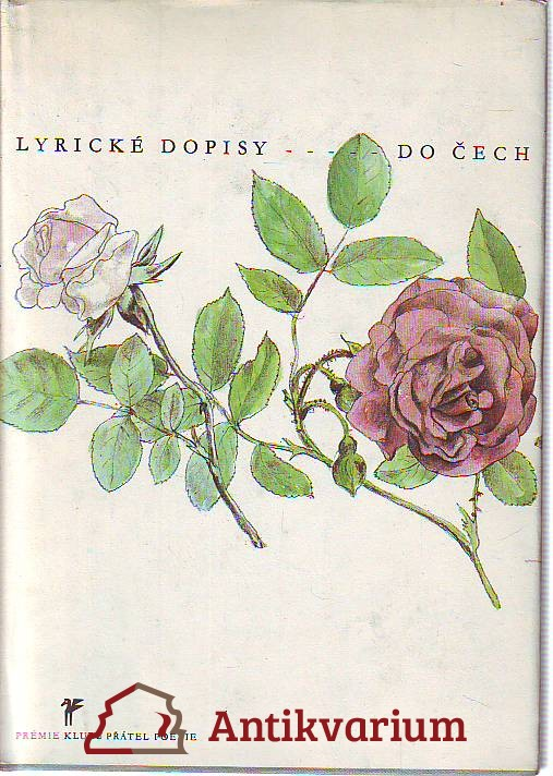Lyrické dopisy do Čech