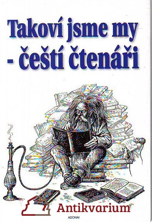 Takoví jsme my - čeští čtenáři