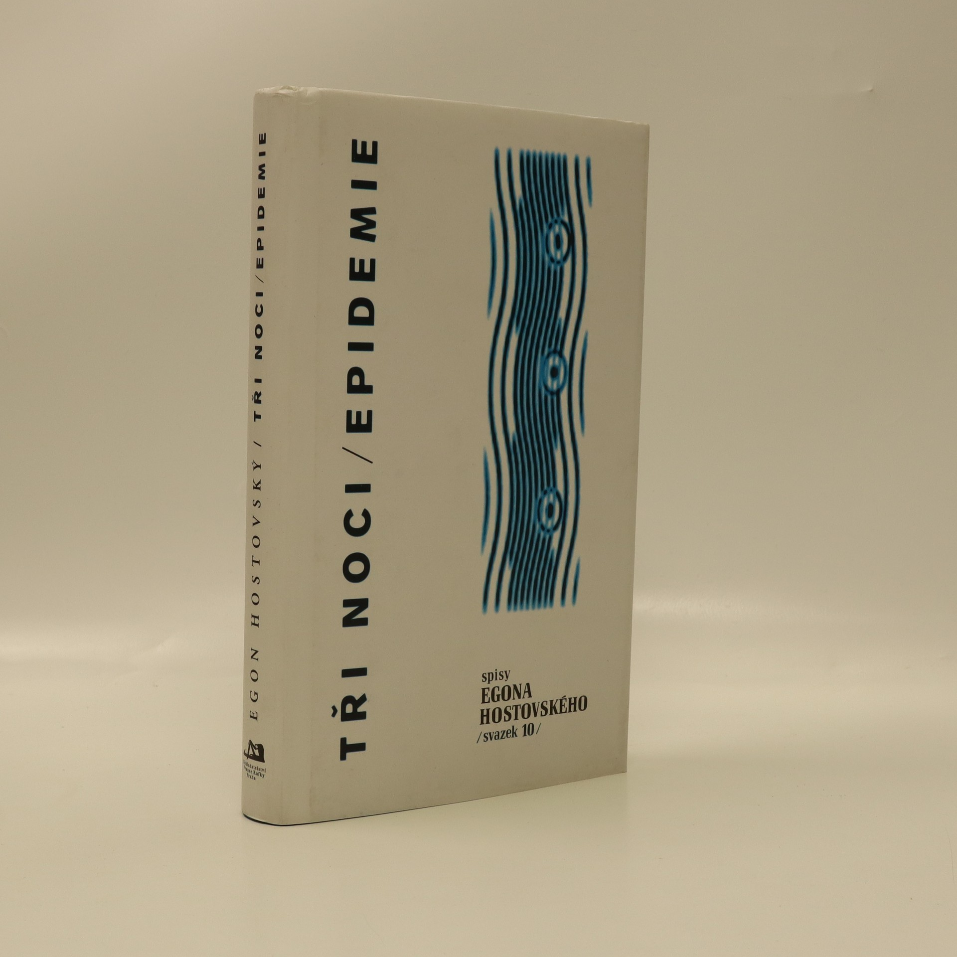 antikvární kniha Tři noci. Epidemie, 1997