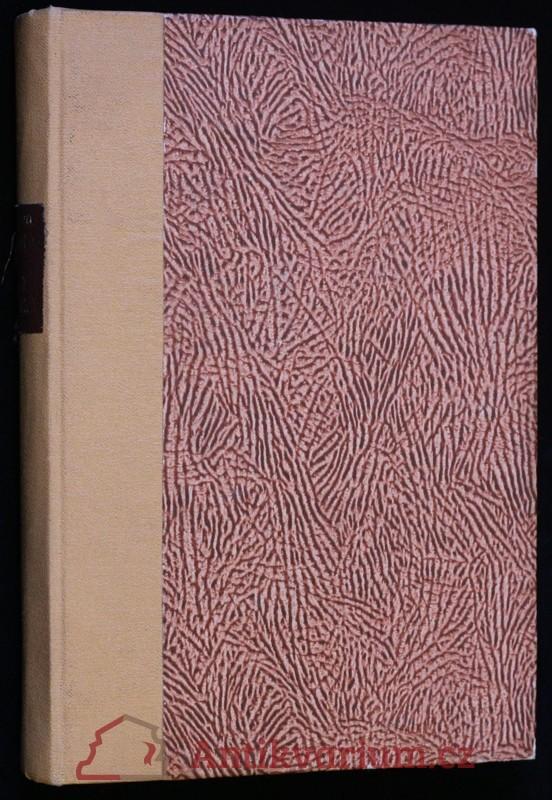 antikvární kniha Po sedmi letech, 1941