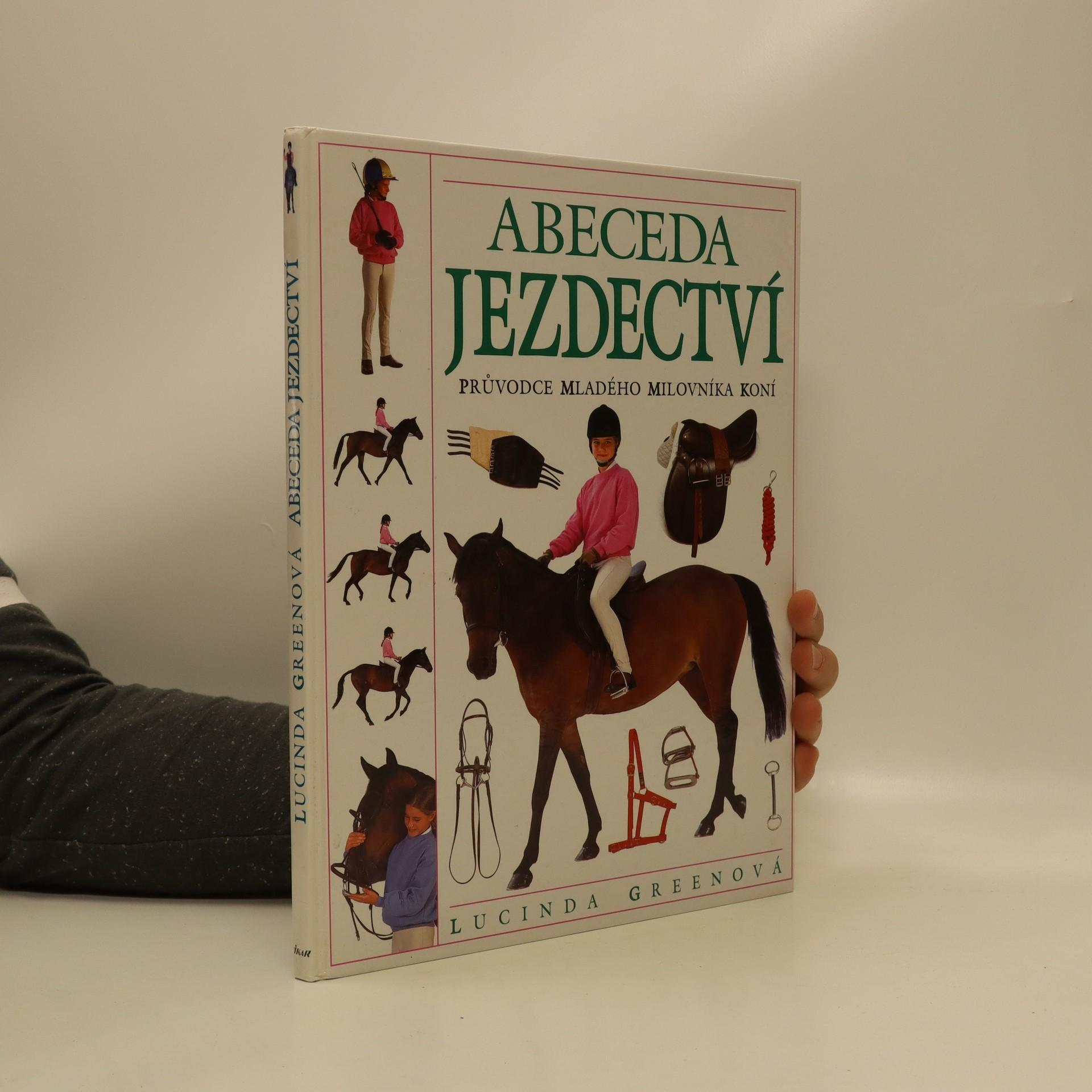 antikvární kniha Abeceda jezdectví : průvodce mladého milovníka koní, 1995