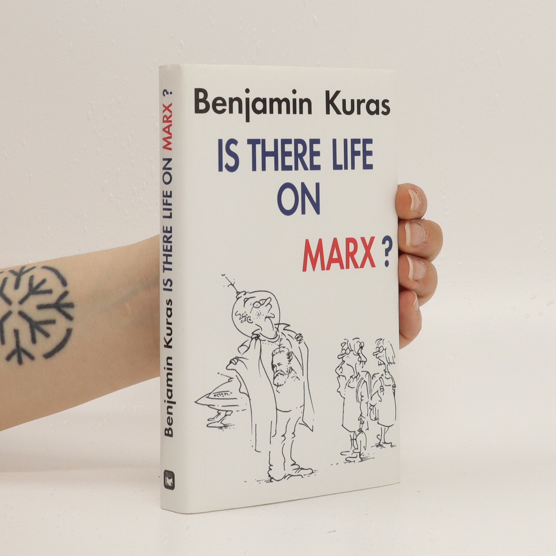 antikvární kniha Is there life on Marx? : post-communist Central Europe - the rough with the smooth, 2001