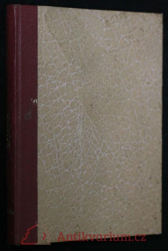 antikvární kniha Zajatci : román, 1930