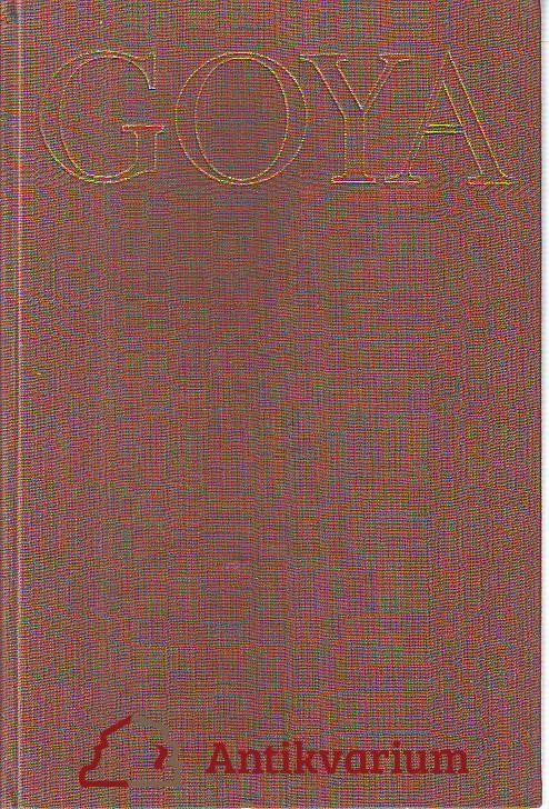 Goya v demokratické tradici