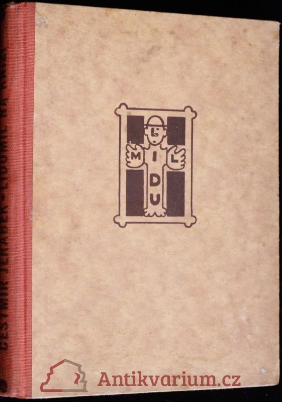 antikvární kniha Lidumil na kříži : detektivní příběh, 1925