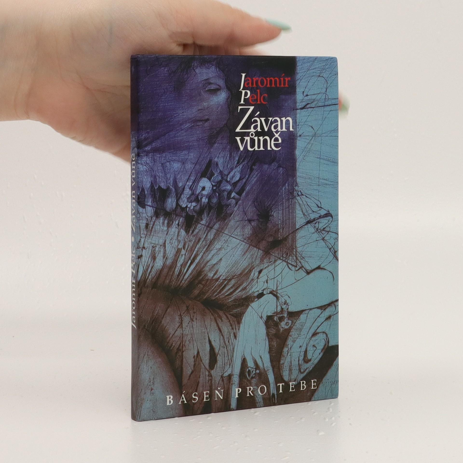 antikvární kniha Závan vůně, 1998