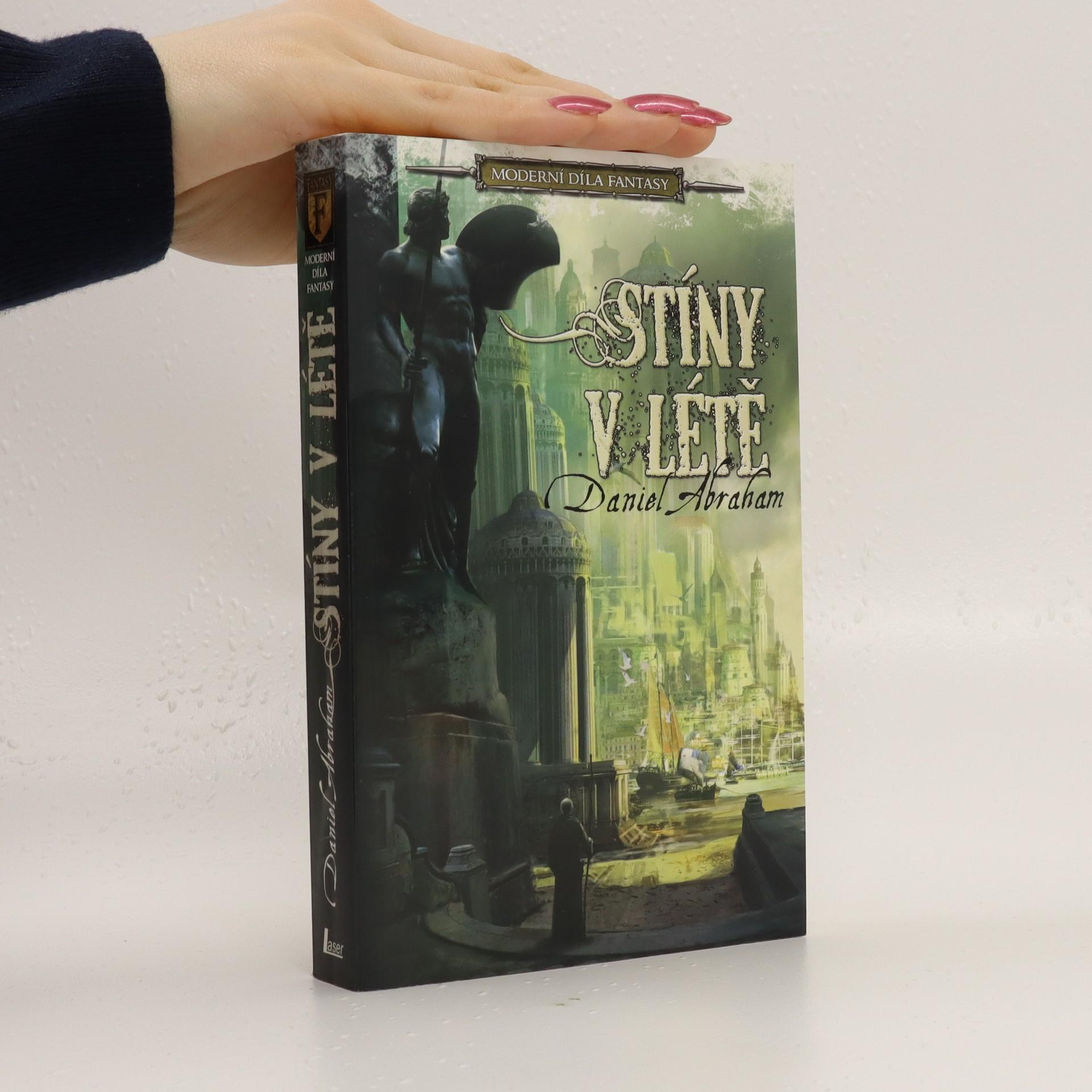 antikvární kniha Stíny v létě, 2009