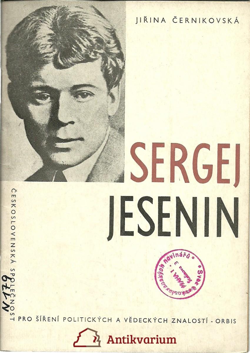Sergej Jesenin