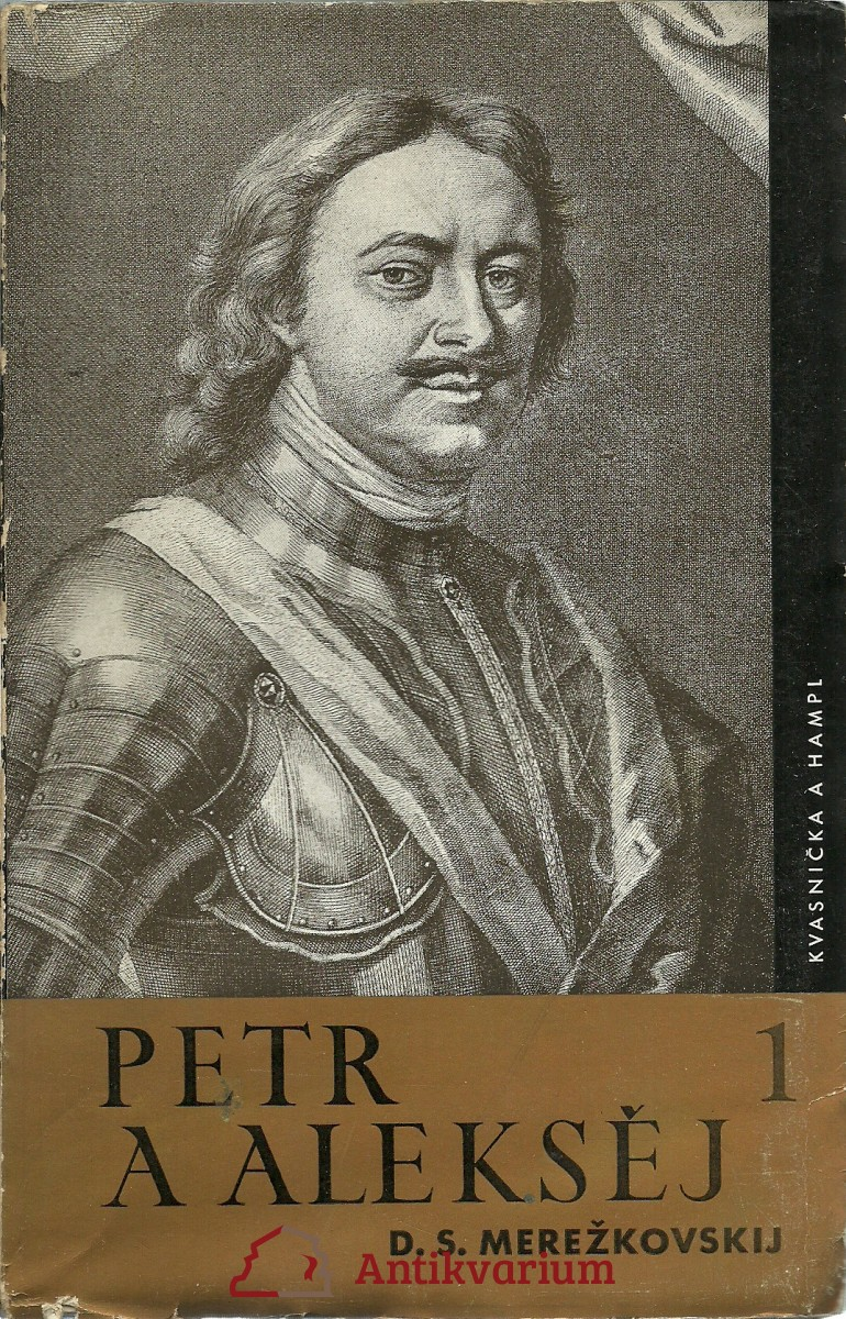 Petr a Aleksěj I.-II.