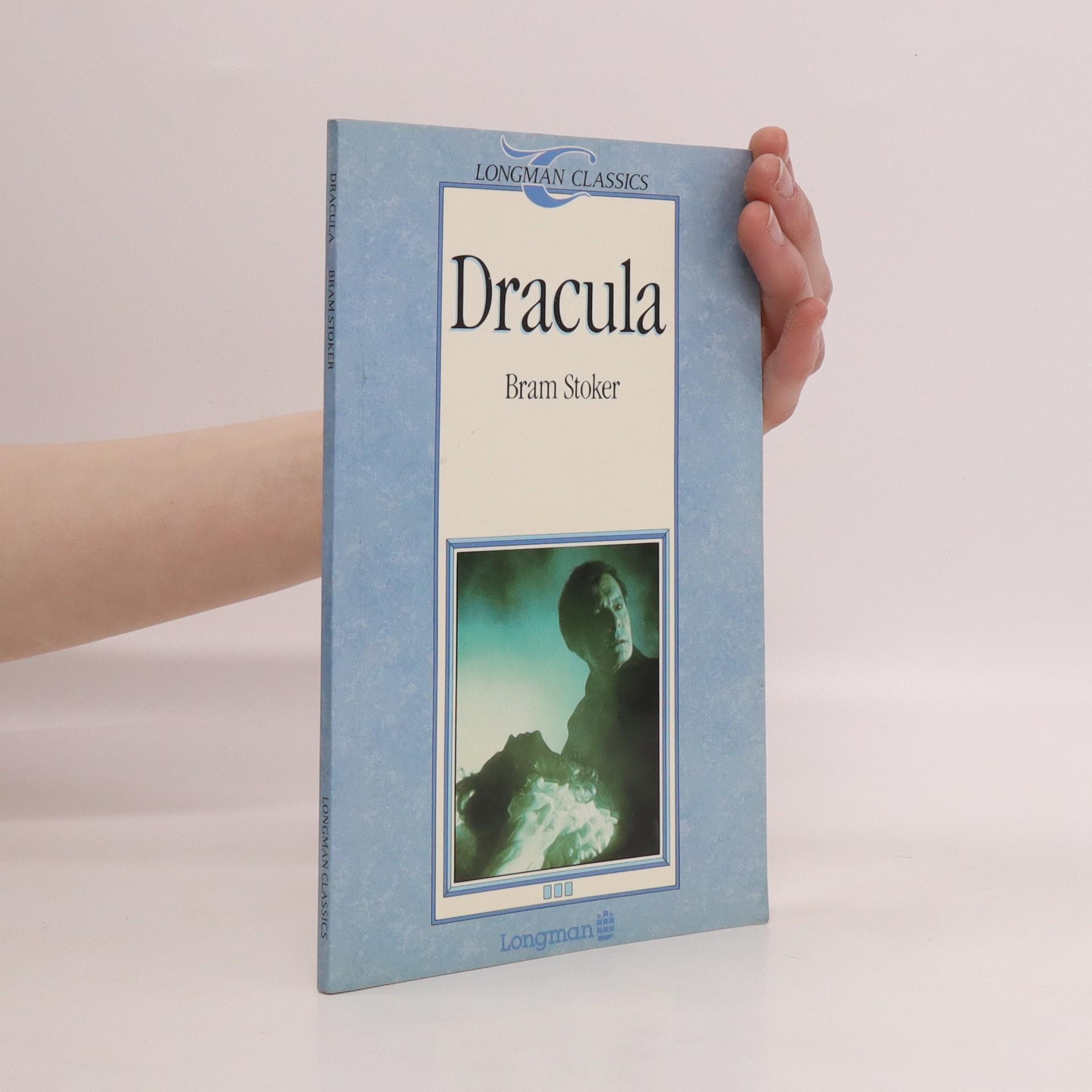 antikvární kniha Dracula, 1991