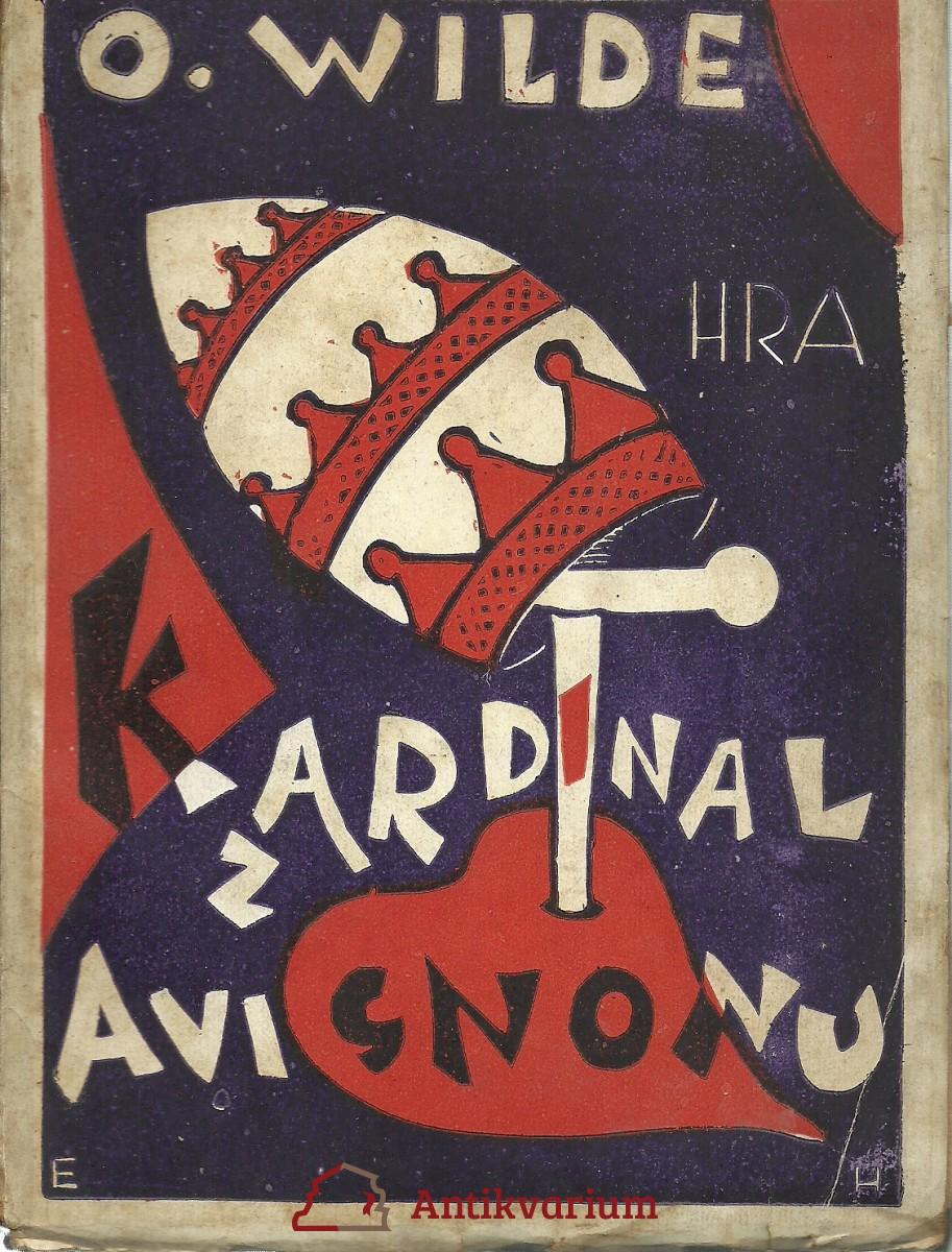 Kardinál z Avignonu. Drama o třech dějstvích