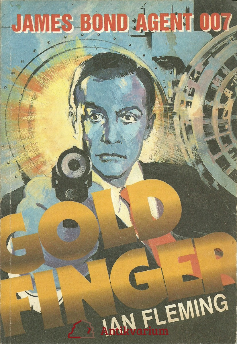 Goldfinger (James Bond - agent 007)