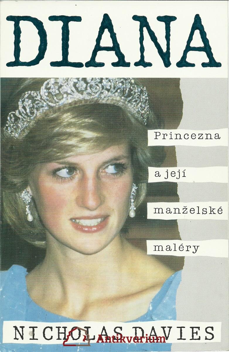 Diana. Princezna a její manželské maléry