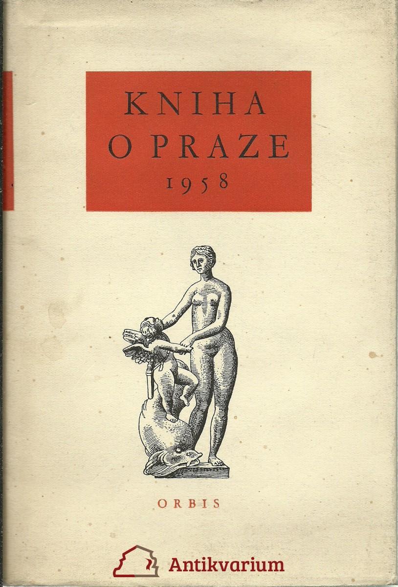 Kniha o Praze 1958
