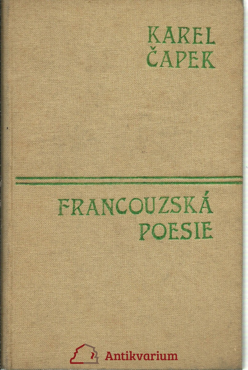 Francouzská poesie
