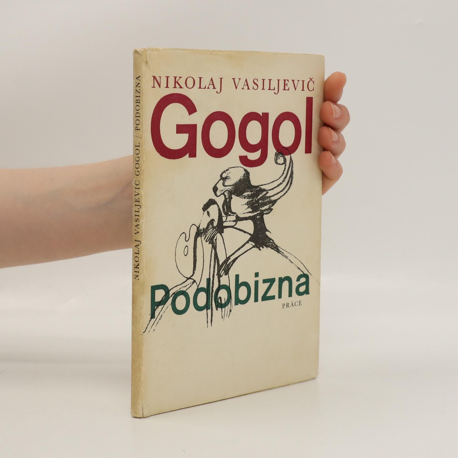 antikvární kniha Podobizna, 1972