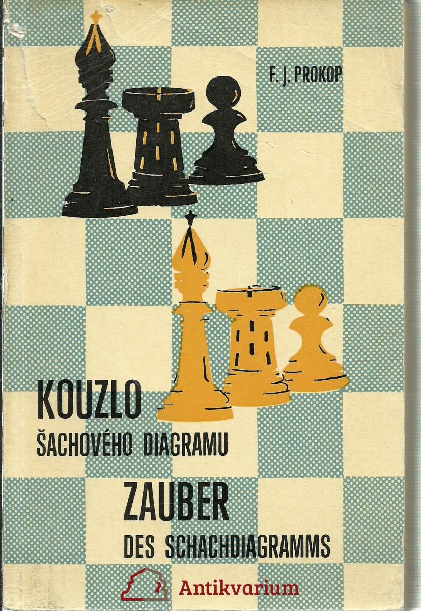 Kouzlo šachového diagramu. Zauber des Schachdiagramms