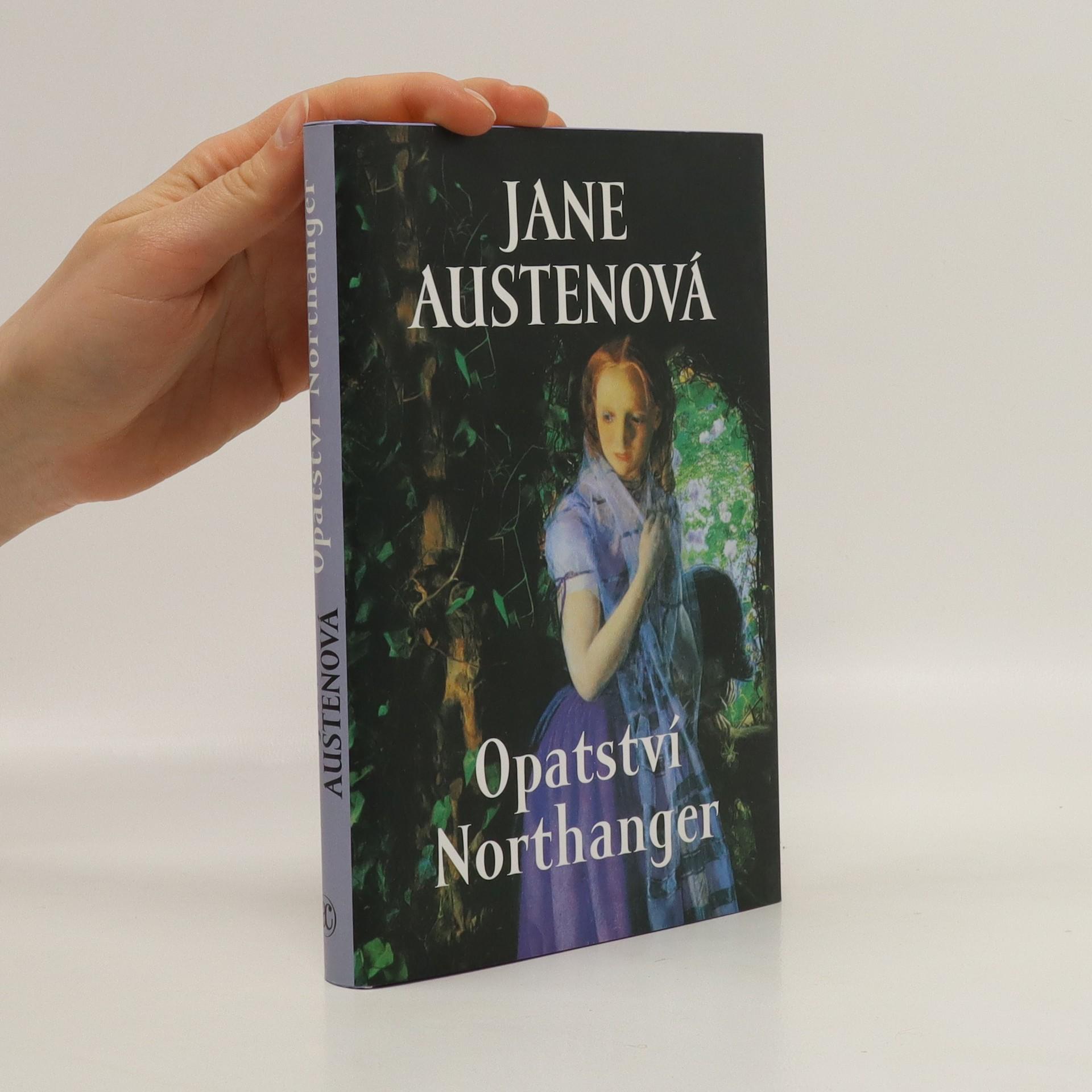 antikvární kniha Opatství Northanger, 2005