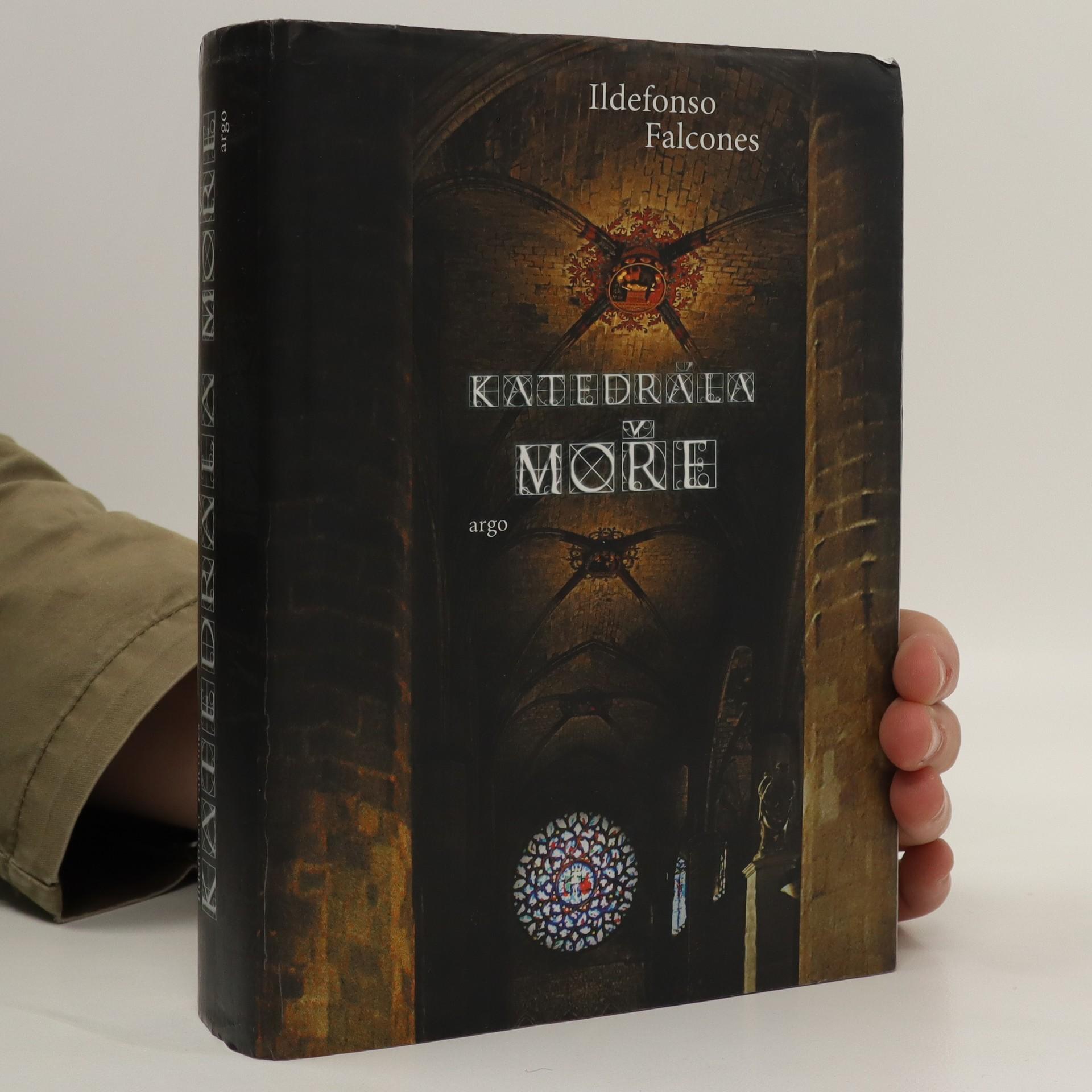 antikvární kniha Katedrála moře, 2008