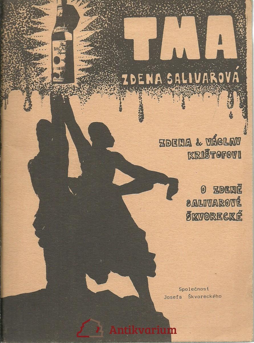 Tma. Zdena Salivarová
