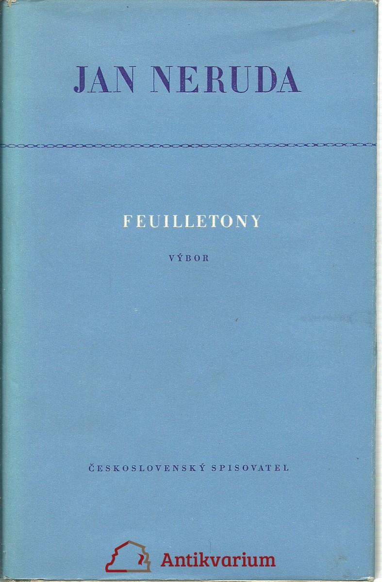 Feuilletony. Výbor