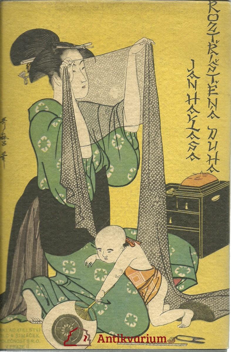 Roztříštěná duha. Kniha japonerií