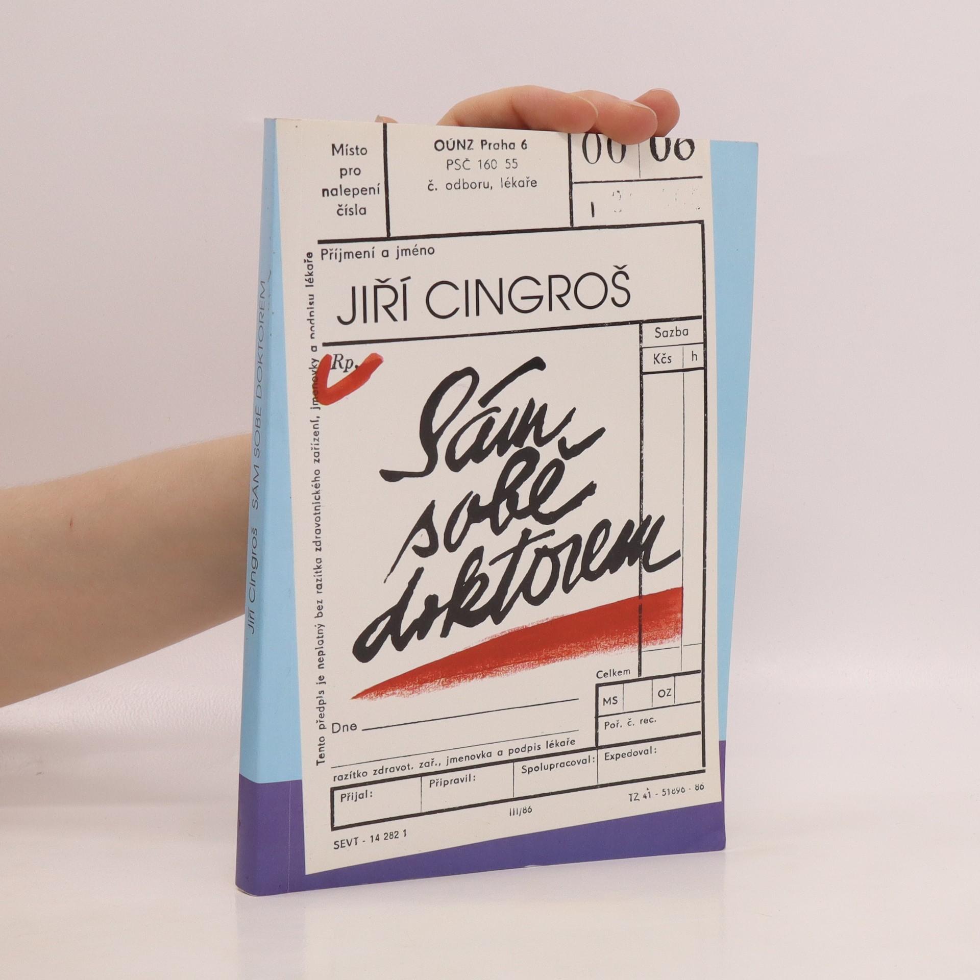 antikvární kniha Sám sobě doktorem, 1997