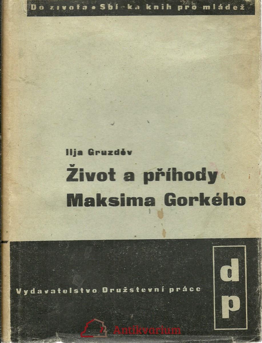 Život a příhody Maksima Gorkého