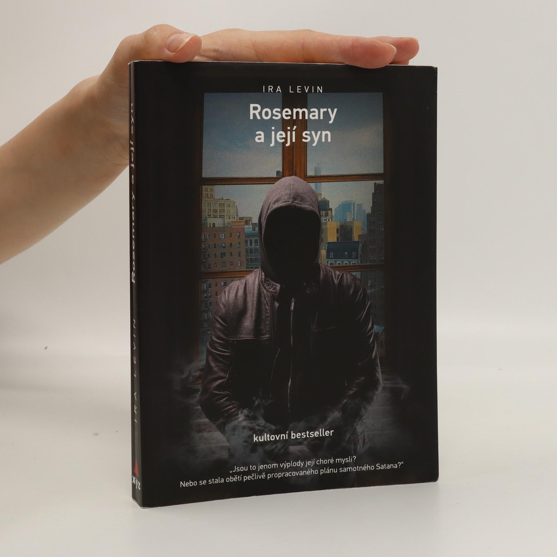 antikvární kniha Rosemary a její syn, 2016