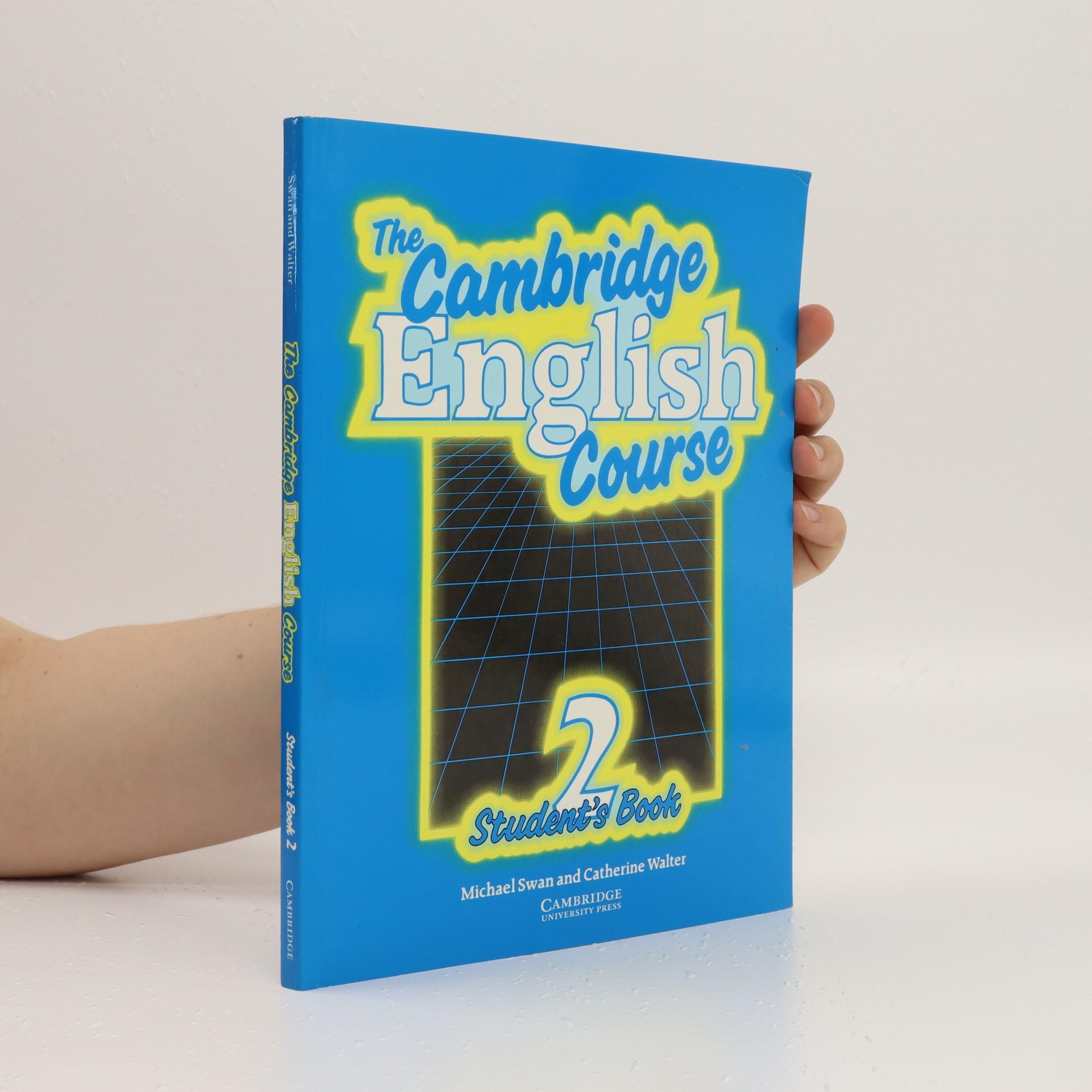 antikvární kniha The Cambridge English course 2 : student's book, 1995
