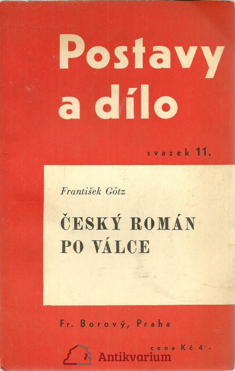 Český román po válce
