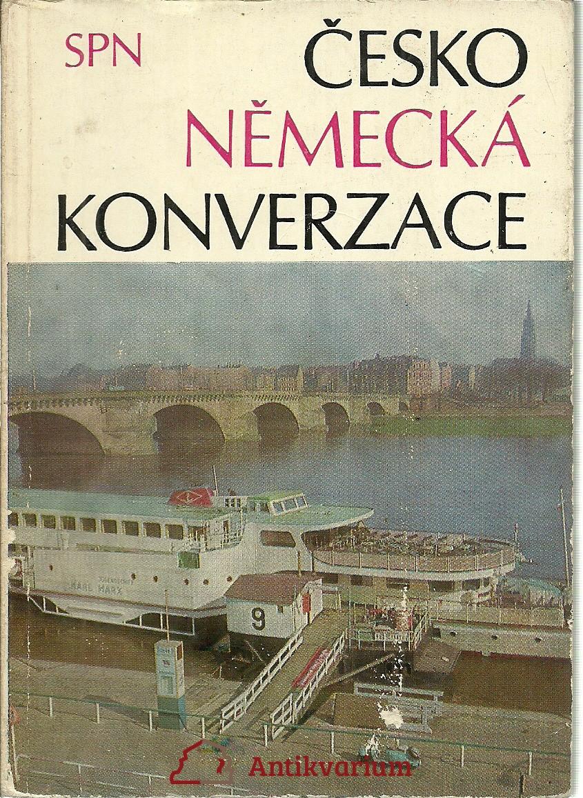 Česko-německá konverzace