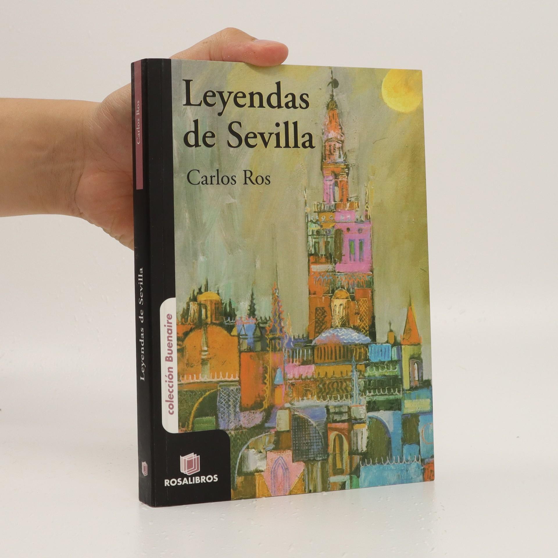antikvární kniha Leyendas de Sevilla, neuveden