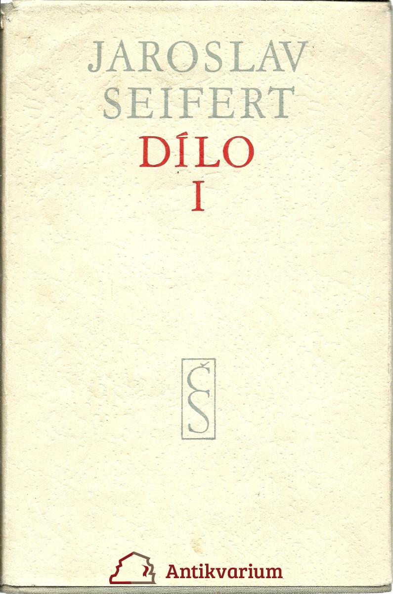 Dílo I. 1921 - 1926