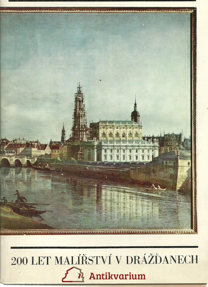 200 let malířství v Drážďanech
