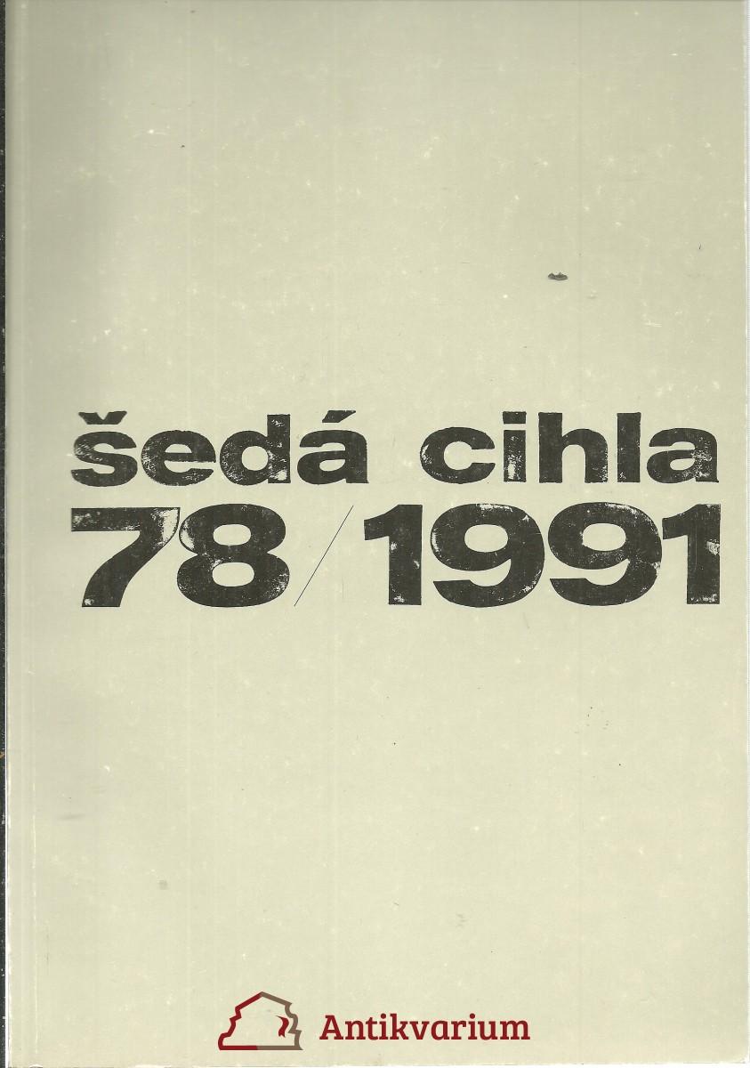 Šedá cihla 78 / 1991
