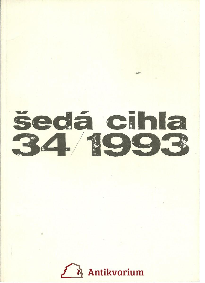 Šedá cihla 34 / 1993