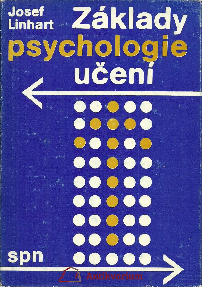Základy psychologie učení