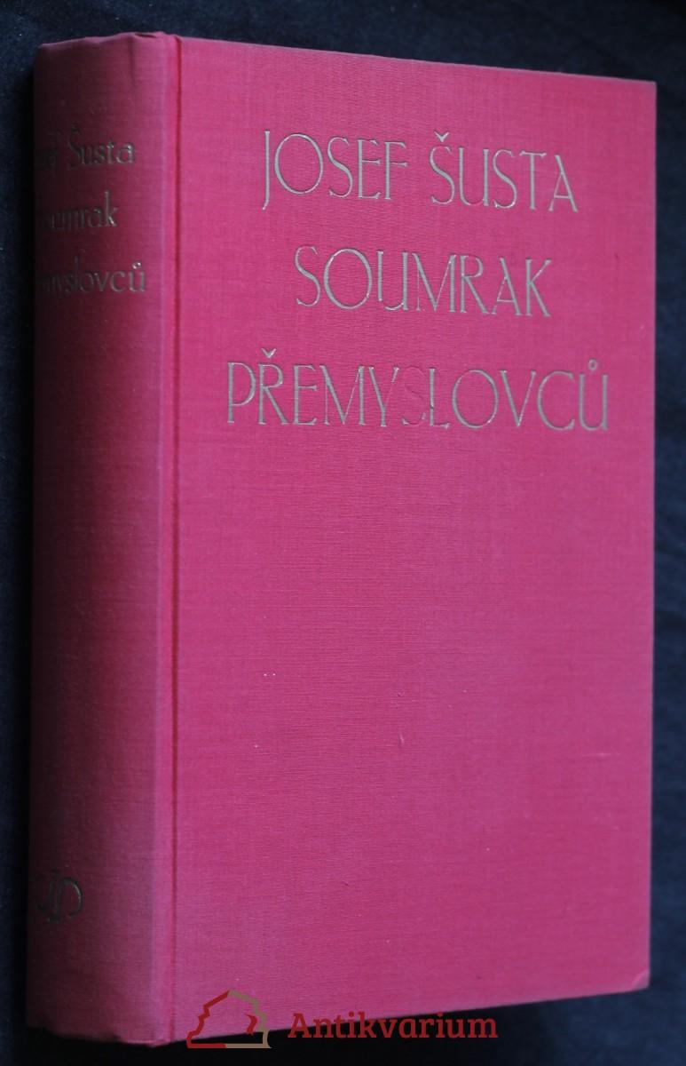 České dějiny. Dílu II. část 1, Soumrak Přemyslovců a jejich dědictví
