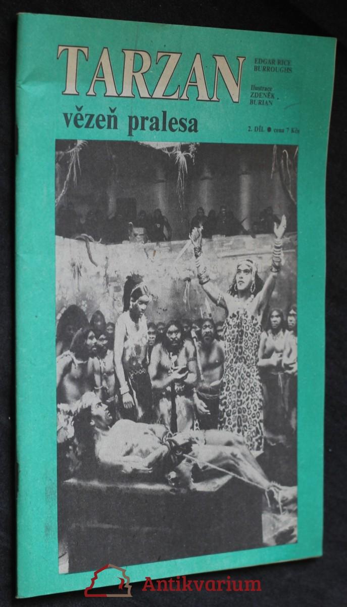 Tarzan. Díl 2, Vězeň pralesa Vězeň prales