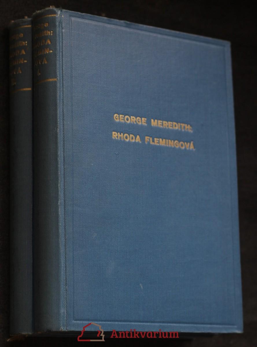 Rhoda Flemingová 2 svazky
