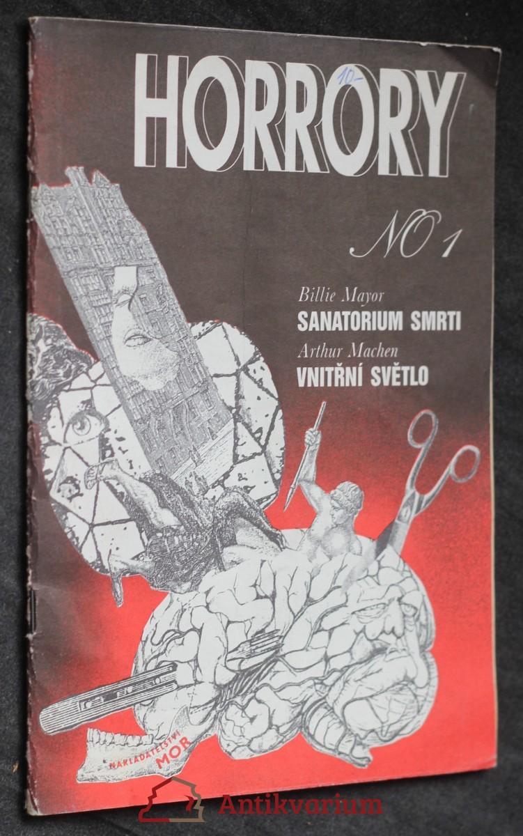 Horrory. Sanatorium smrti, Vnitřní světlo