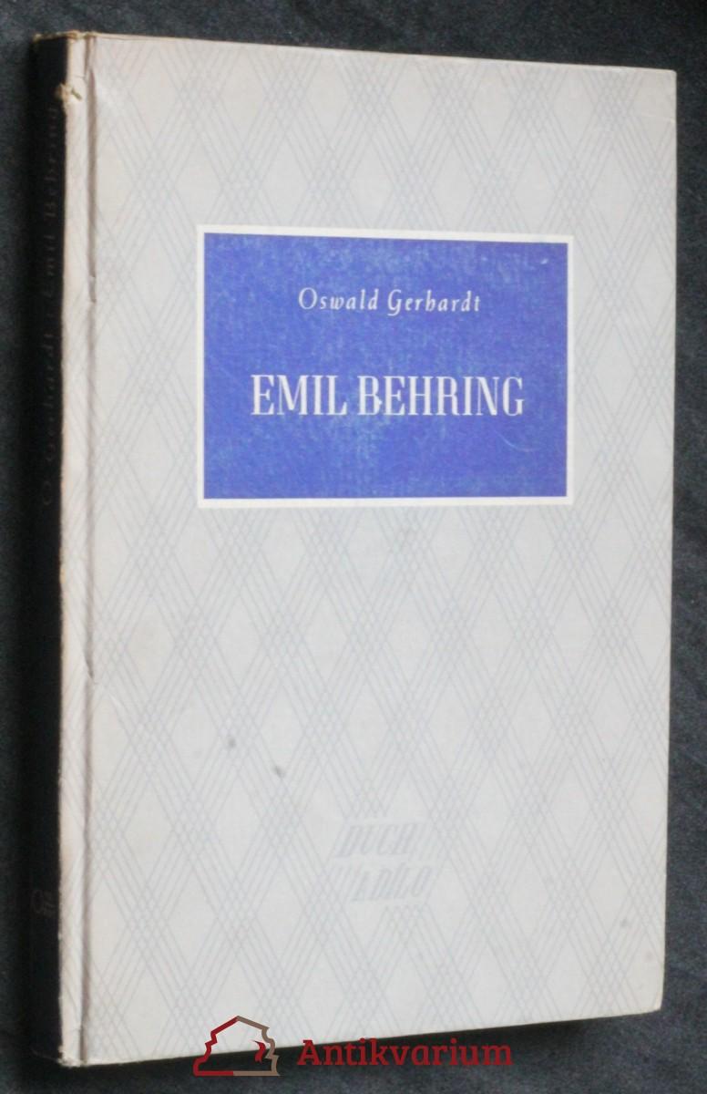 Emil Behring, záchrance dětí a vojáků