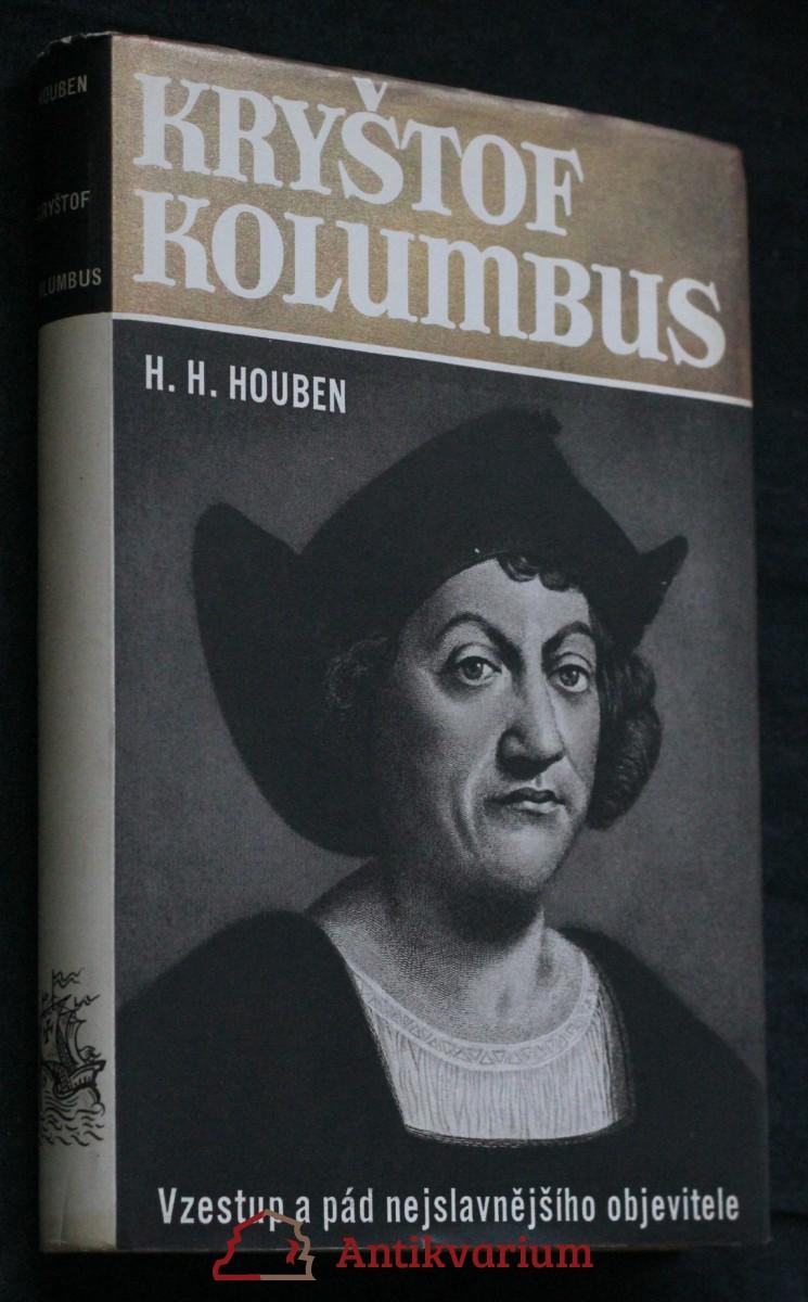 Kryštof Kolumbus : vzestup a pád nejslavnějšího objevitele