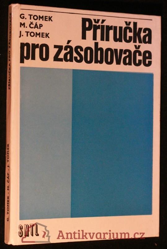 antikvární kniha Příručka pro zásobovače, 1984
