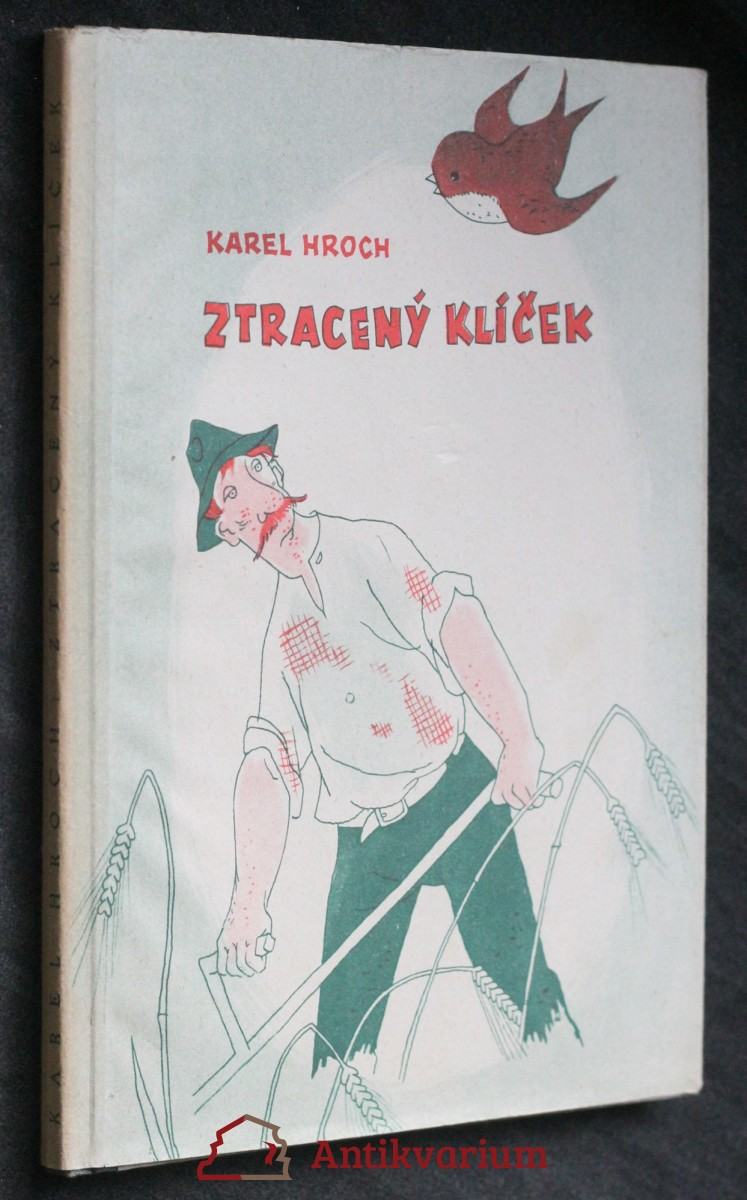 antikvární kniha Ztracený klíček : jedenadvacet povídek a pohádek pro malé i větší čtenáře, 1944