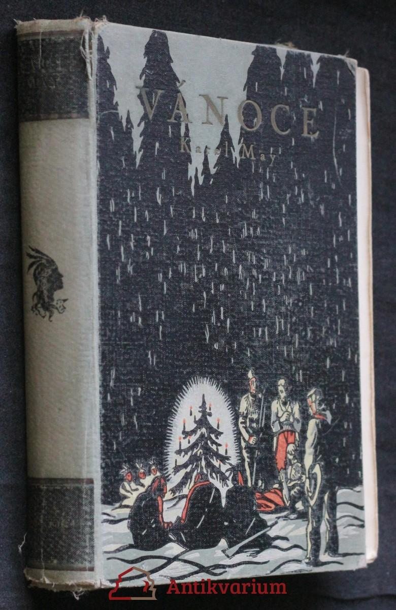 Vánoce : příběh z dobrodružných cest