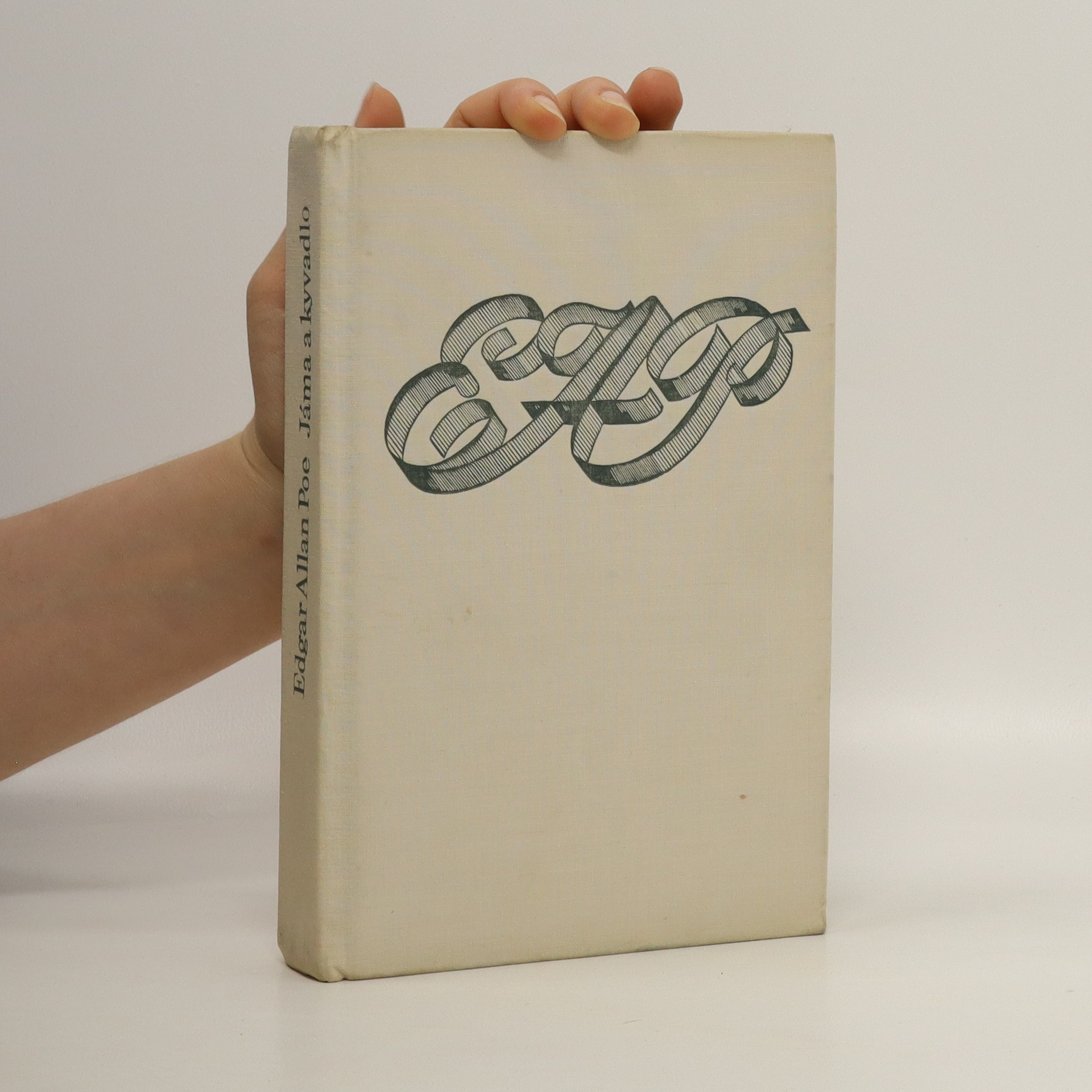 antikvární kniha Jáma a kyvadlo a jiné povídky, 1978