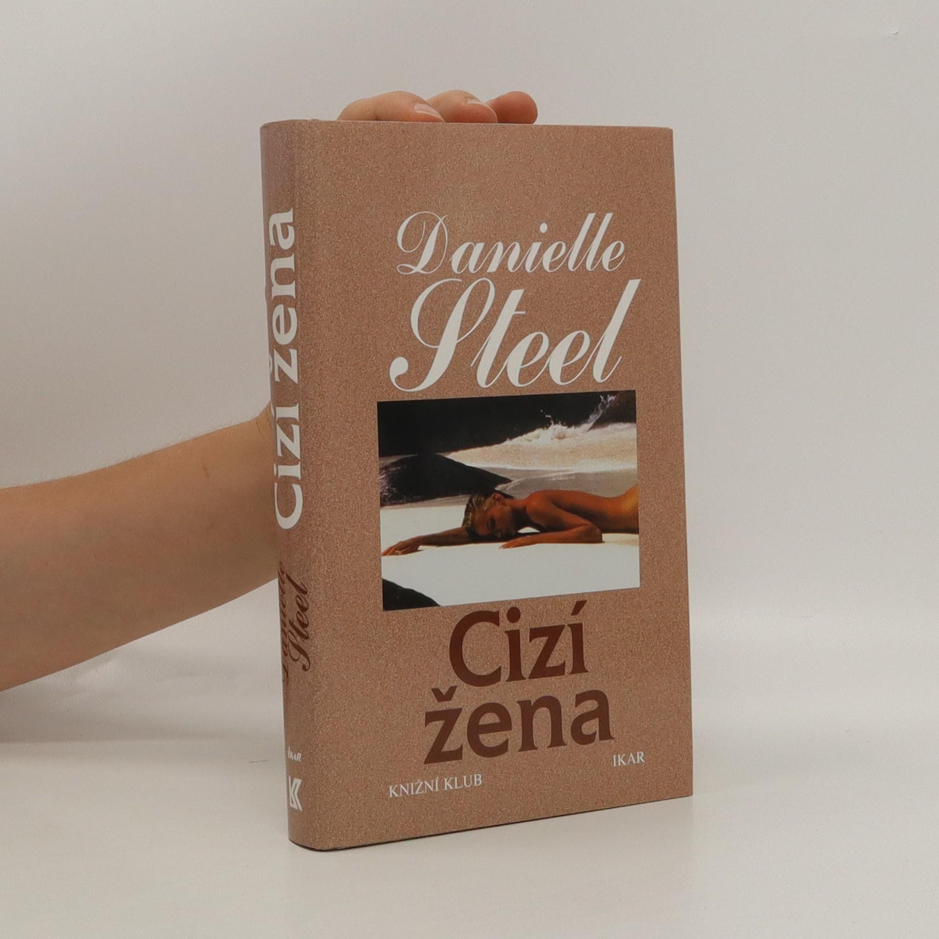 antikvární kniha Cizí žena, 1997